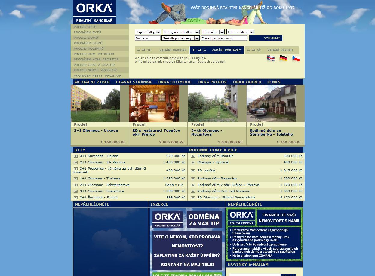 RK ORKA – XML RPC rozhraní